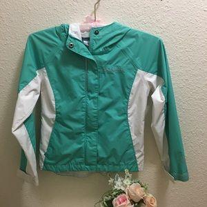 Columbia sportswear jacket girl